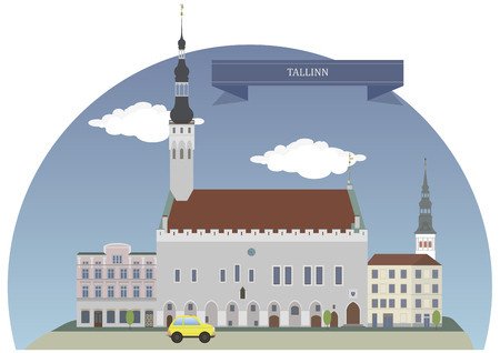 largest: Tallinn, capital and largest city of Estonia