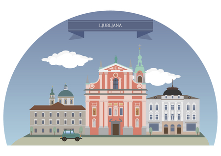 largest: Ljubljana, capital and largest city of Slovenia