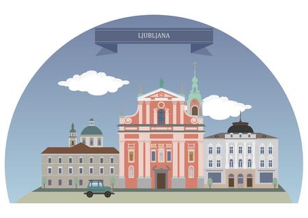 largest: Ljubljana, capital and largest city of Slovenia