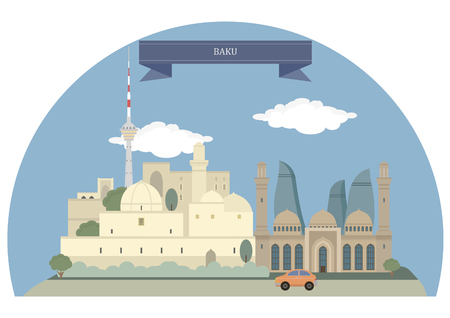 largest: Baku, capital and largest city of Azerbaijan