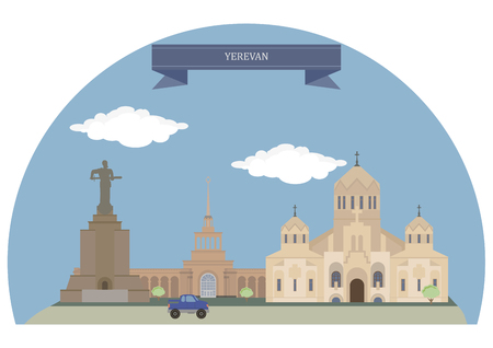 largest: Yerevan, capital and largest city of Armenia