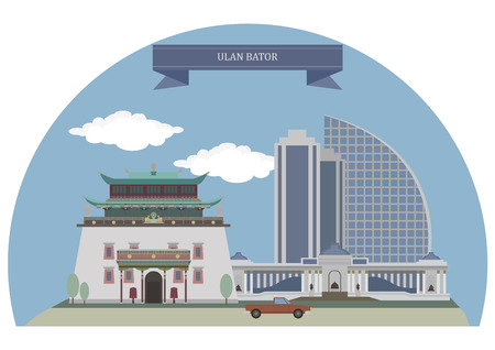 Ulan Bator,  capital and the largest city of Mongolia