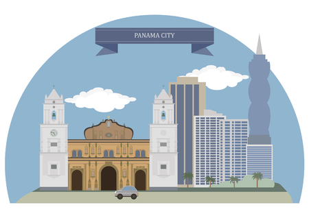 largest: Panama City, capital and largest city of the Republic of Panama