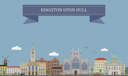 unitary: Kingston upon Hull, city and unitary authority in the East Riding of Yorkshire, England