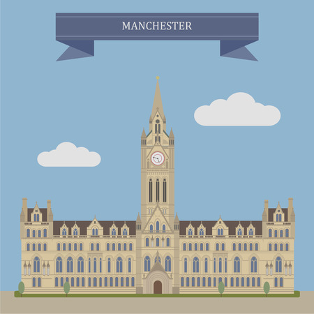 borough: Manchester, city and metropolitan borough in Greater Manchester, England Illustration