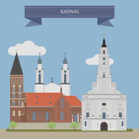 kaunas: Kaunas, is the second-largest city in Lithuania
