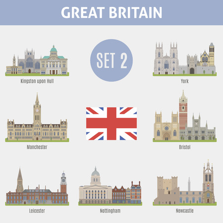places: Famous Places cities in the United Kingdom
