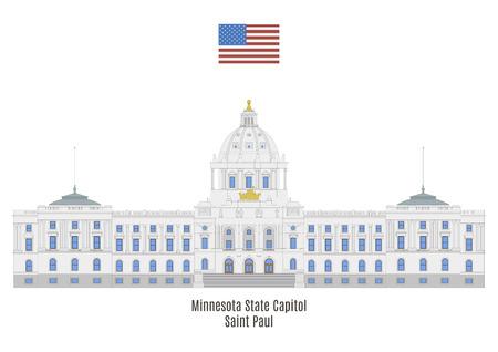 senate: Minnesota State Capitol, Saint Paul, United States of America