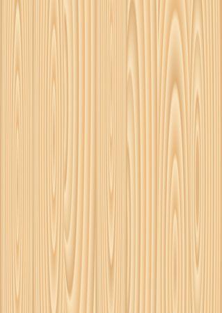 Textura de fondo de madera para el diseño  Ilustración de vector