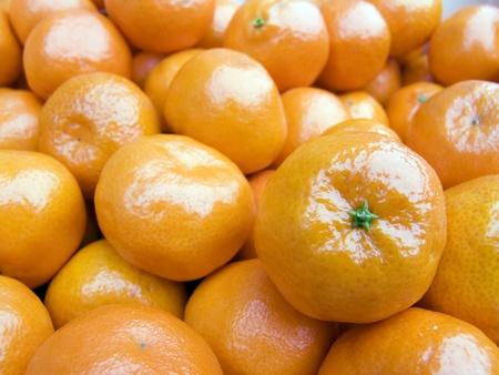 mandarine: mandarine background close up