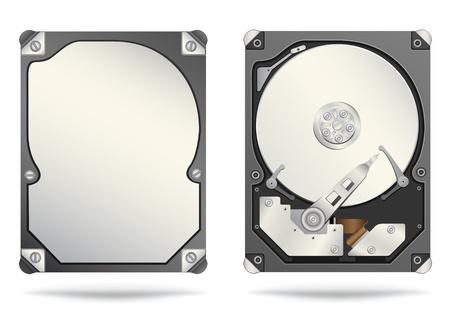 disco duro: unidad de disco duro