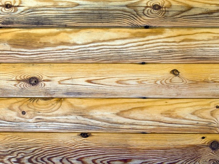 treated board: Pine logs background