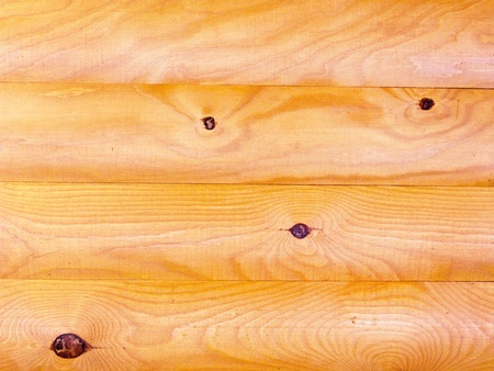 treated board: Red pine logs background