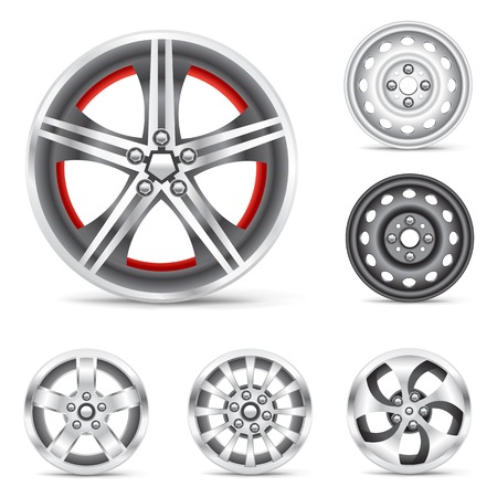 set of rims
