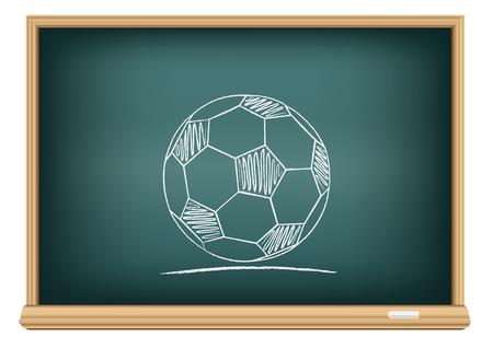 board sport ball Illustration