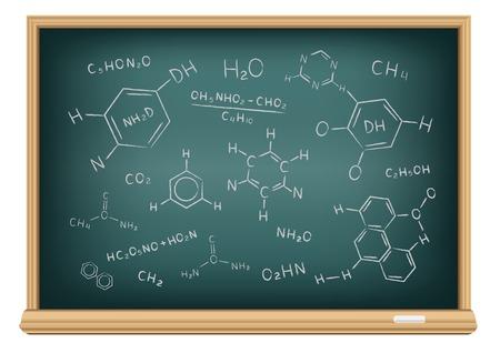 board chemical formula
