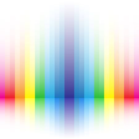 many: The rainbow diamond stripe shape background. Summer multicolored backdrop