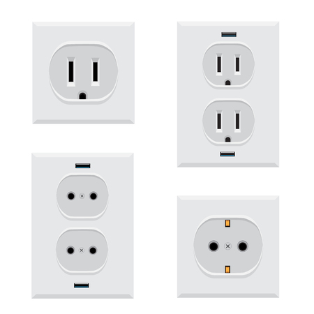 power outlet set