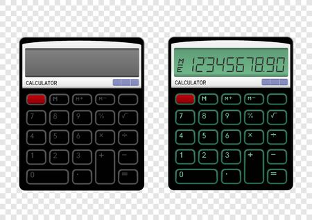 office tool: On and off calculator