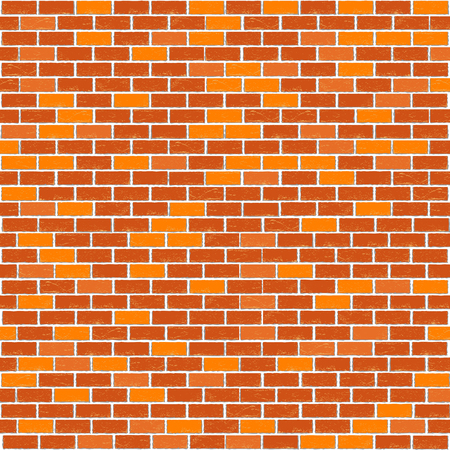 Red brick template