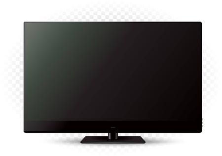 black modern tv template