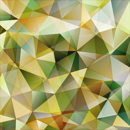 Color Triangle Abstract Background.  向量圖像