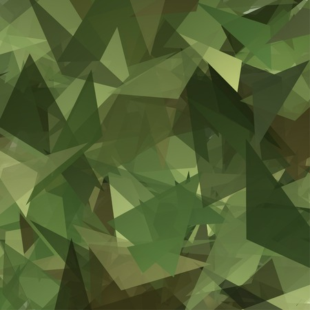 army camo: Abstract Vector Military Camouflage Background Made of Geometric Triangles Shapes