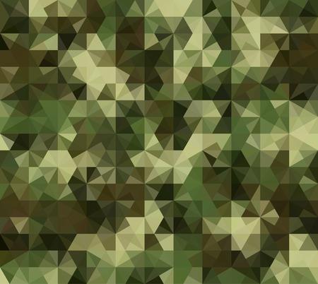 camuflaje: Resumen Antecedentes Vector Camuflaje Militar De Tri�ngulos geom�tricos Formas