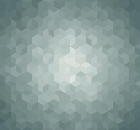 fondo geometrico: Tri�ngulo Azul Resumen Antecedentes. Vector Plan de Formas geom�tricas