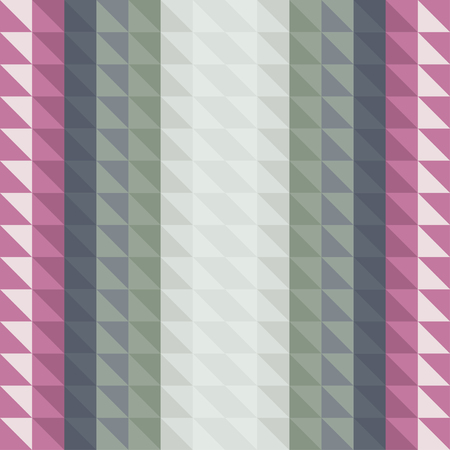 grid pattern: Color Seamless Triangle Abstract Background. Vector Pattern of Geometric Shapes
