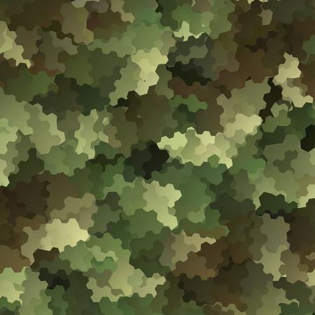 Abstract Vector Camouflage militaire Contexte Fait de Splash