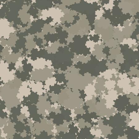Abstract Vector Militaire Camouflage Achtergrond Gemaakt van Splash