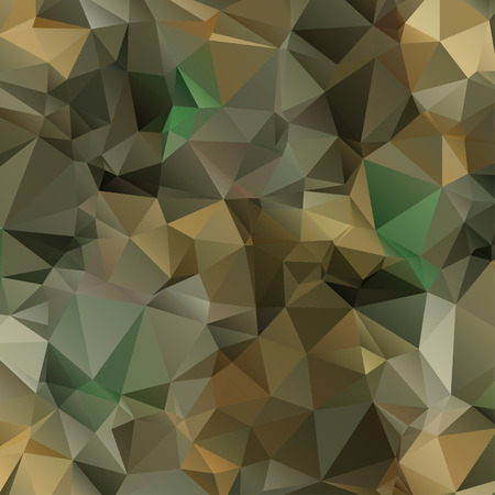military uniform: Abstract Vector Military Camouflage Background Made of Geometric Triangles Shapes