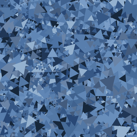 Abstract Vector Military Camouflage Background Made of Geometric Splash 向量圖像