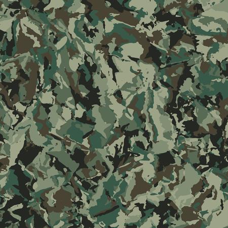 Fond de camouflage militaire abstract vector Vecteurs