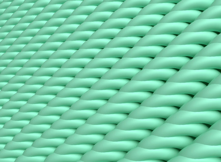 Background of textile texture. Color knitting fabric. Abstarct 3D render pattern.
