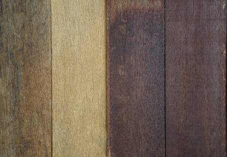 Patterned Wood Floor With Old New Differentmonstrate The