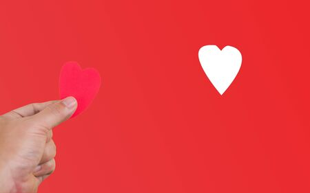 We will give your heart to someone you love.And to give love to each other on Valentines Day and forever