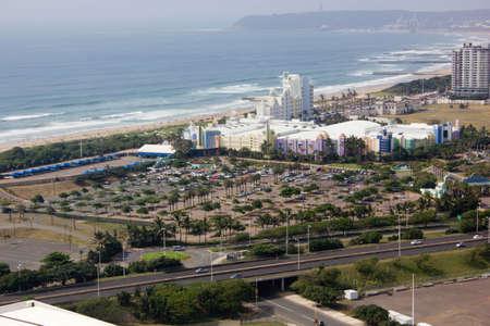 stadium  durban: Durban Coast Line  Casino  Editorial