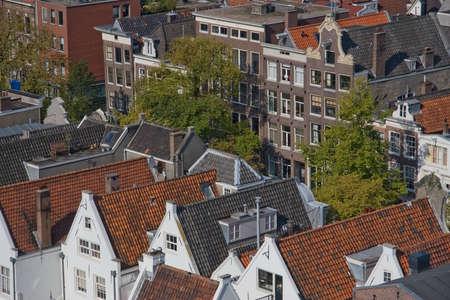 The Jordaan, Amsterdam Stock Photo
