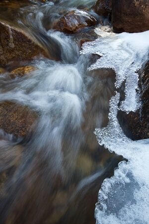 icy: Icy River Stream