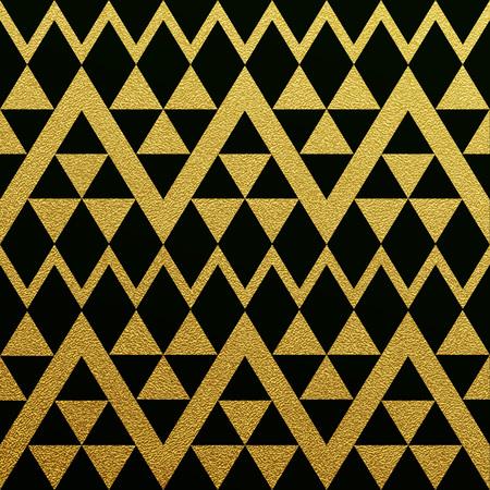 rosa negra: Oro brillante sin patr�n de tri�ngulos en el fondo negro