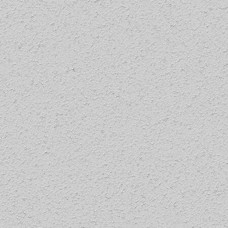 stucco: Abstract seamless white stone stucco texture. Stock Photo