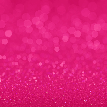 Pink light sparkling bokeh background
