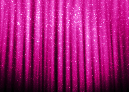 abstract pink: Pink sparkle glitter curtains background.