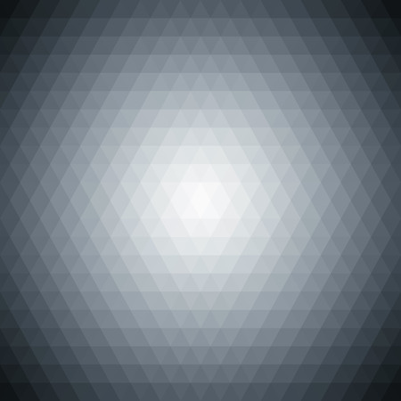 white texture: Multicolored polygonal pressed golf ball pattern background. Geometric wattled retro mosaic. Illustration