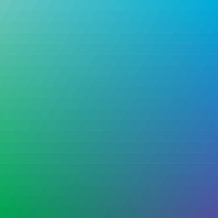 fondos azules: Poligonal multicolor presionado patrón de fondo. Geométrico wattled mosaico retro. Vectores