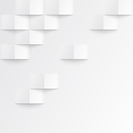Wonderful Weiß Nahtlose Geometrische Textur. Innen Polygonalen Wandplatte Muster.  Standard Bild   46812009