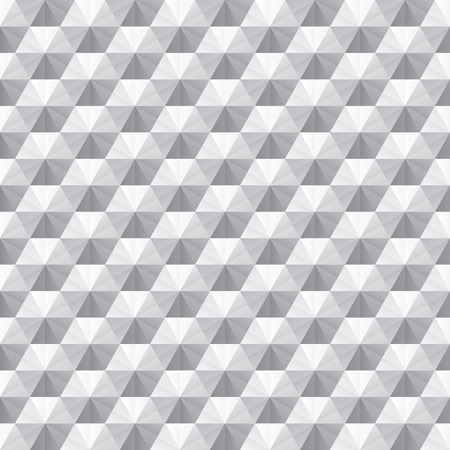 siding: White gray seamless geometric texture. interior polygonal wall panel pattern.