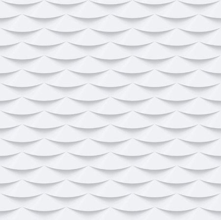 siding: White seamless geometric texture. interior polygonal wall panel pattern.